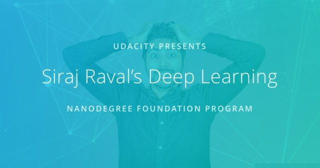 Deep Learning Foundation Nanodegree program