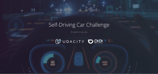 Udacity DiDi Self-Driving Car Challenge