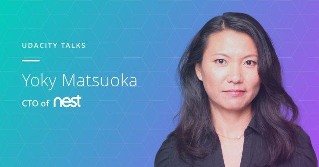 Yoky Matsuoka Udacity Talks