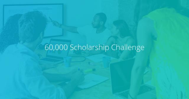 60000 Udacity Google Challenge Scholarships