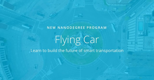 Flying Car Nanodegree program - Udacity - blog