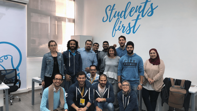 New Udacity Office - MENA