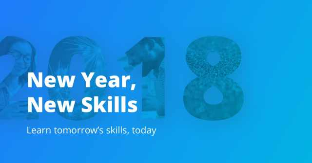 New Year New Skills - Udacity