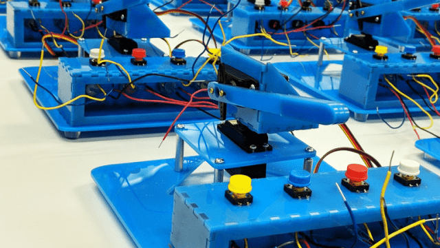 Udacity - NVIDIA - Robotics - Lights Out Robot