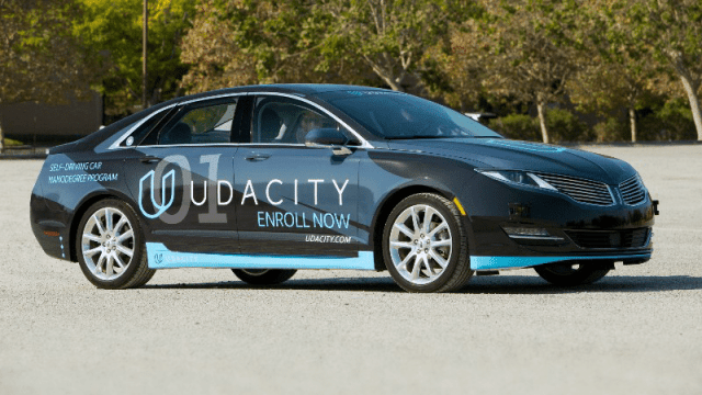 Udacity - Self-Driving Car