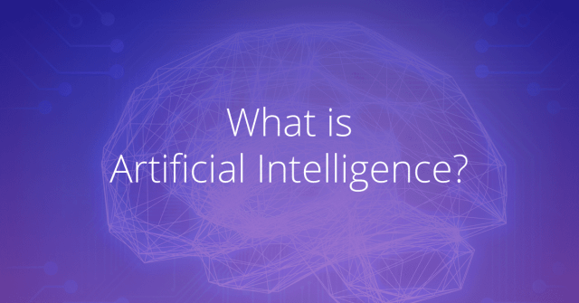 The Basics of AI - What is Artificial Intelligence - 2