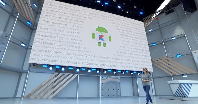 Kotlin - Google I/O 2018