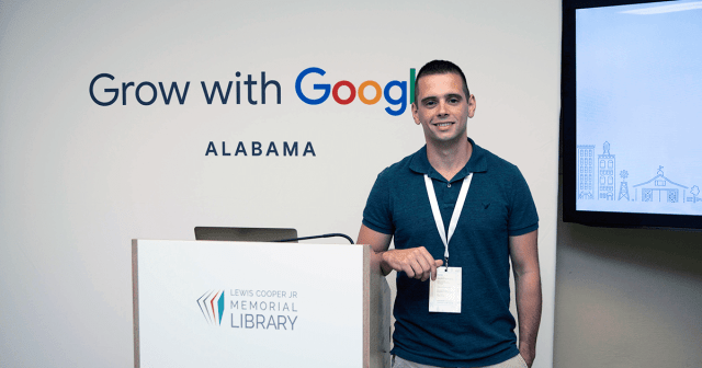 Sean Medlin - Grow With Google - Scholarship - Udacity - Student Success