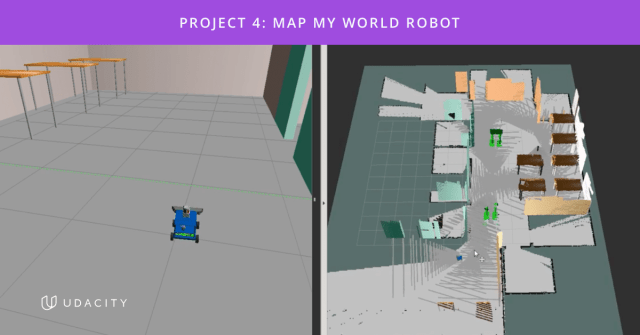 Udacity Robotics Nanodegree Program Project 4