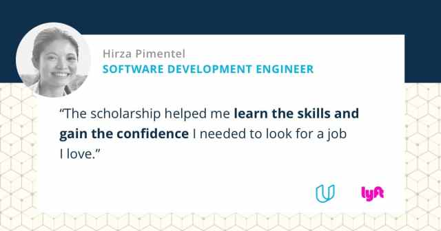 Hirza Udacity and Lyft International Women's Day
