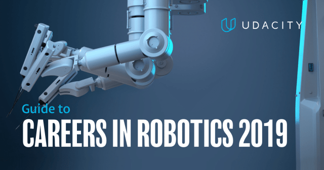 Guide for robotics jobs in 2019
