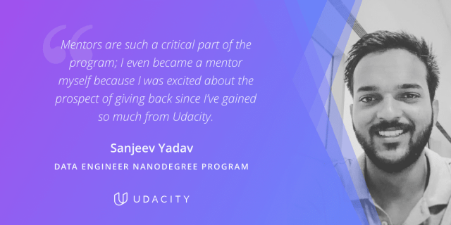 Sanjeev Udacity Graduate Data Engineer Nanodegree Program