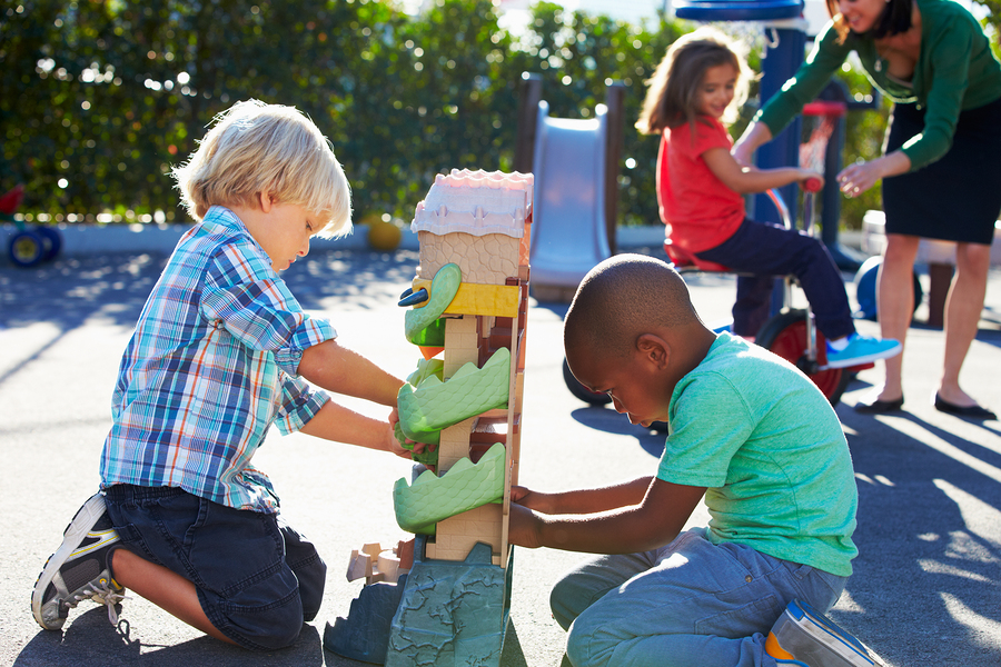 Outdoor Games Children