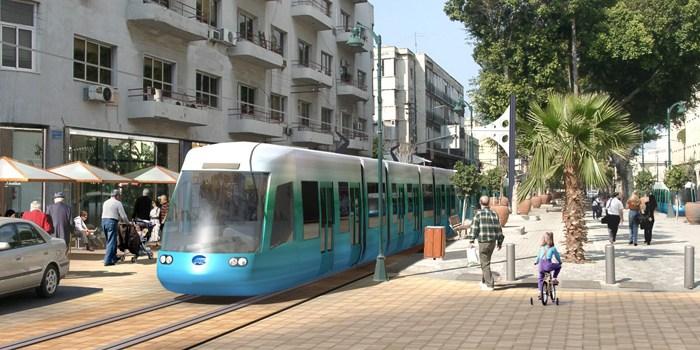 הרכבת הקלה בתל אביב לא תופעל לפני 2099, לא סופי