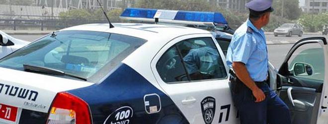 המשטרה מעל החוק… שוב