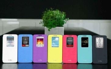 LG G2 במבחר צבעים