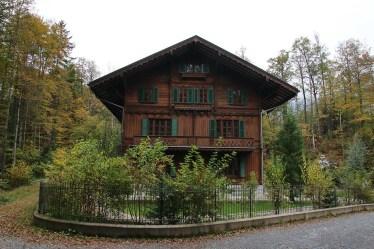 בתים היסטוריים של שוויץ. מהממים מבפנים
