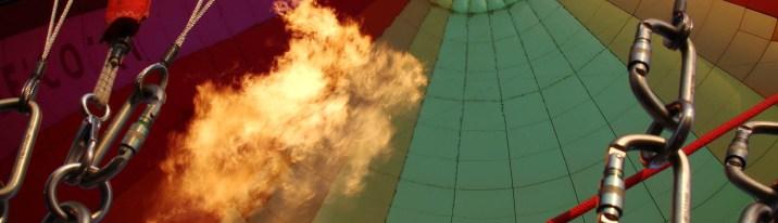 טיסה בכדור פורח – 8/5/2012