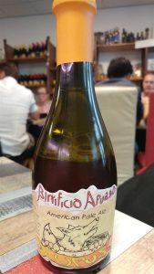 בירה במסעדה האיטלקית