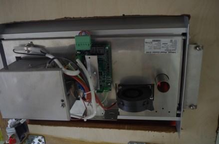 Webasto Diesel Cooker x100 Einbau