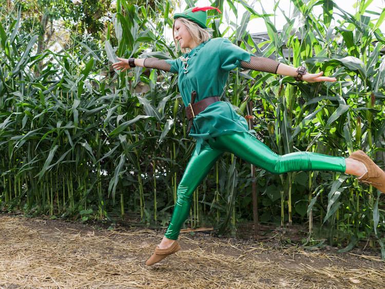 UGG Peter Pan Costume
