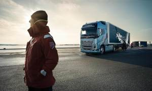 uhltrucks emotial ocean race