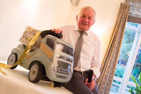 Volvo Sonderedition zur Goldenen Hochzeit