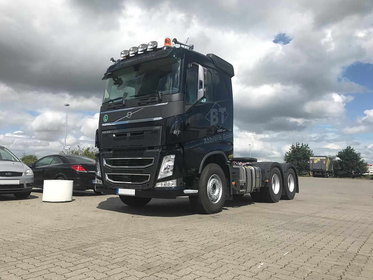 BT Abbruch Volvo FH 500 6x4