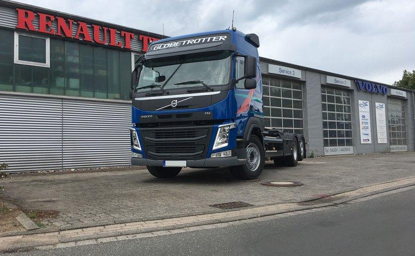 Neufahrzeug Containerdienst Meier, Volvo FM