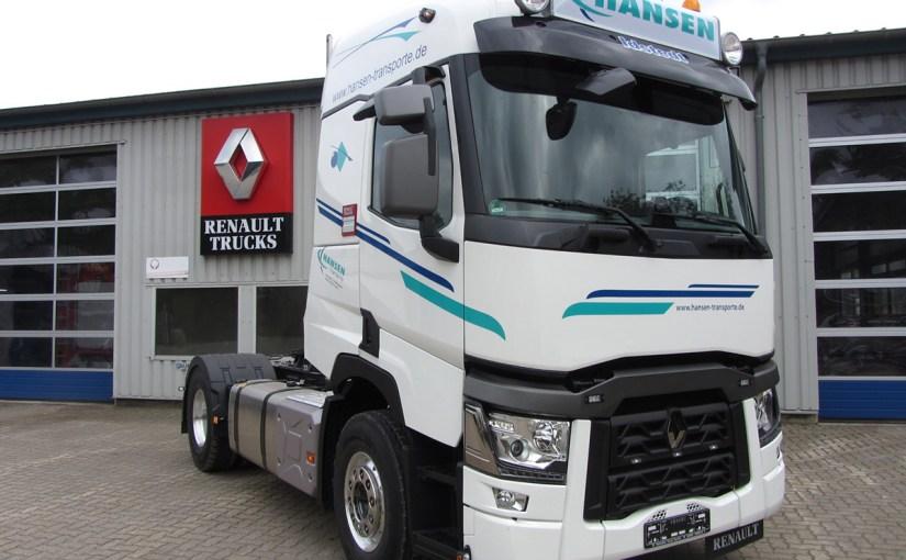 Neufahrzeug Hansen Idstedt, Renault Trucks T