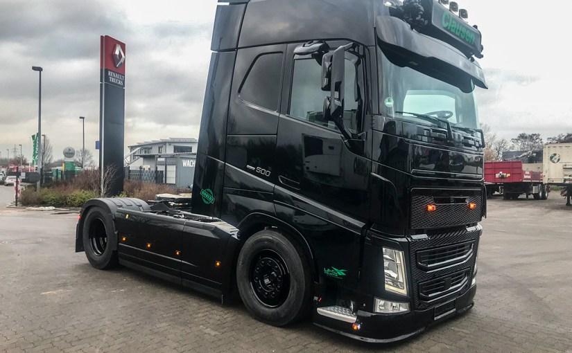 Tuning-Projekt Clausen, Volvo FH