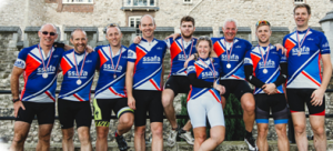 Success for Team Fujitsu in SSAFA Ride of Britain