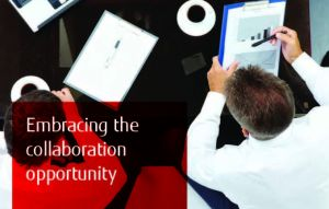 Our commitment: Embracing the Collaboration Opportunity