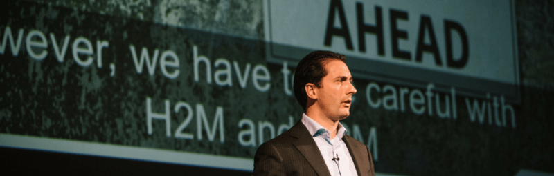 Collaboration through big data, blockchain and AI: lessons from the FDE keynote