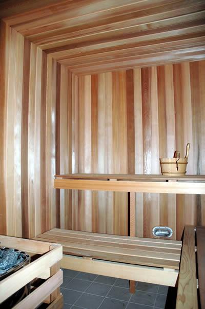 Ukko Cedar Sauna St. Leonards, Sydney