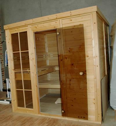 Salla Sauna