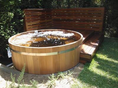 8 Person Hot Tub