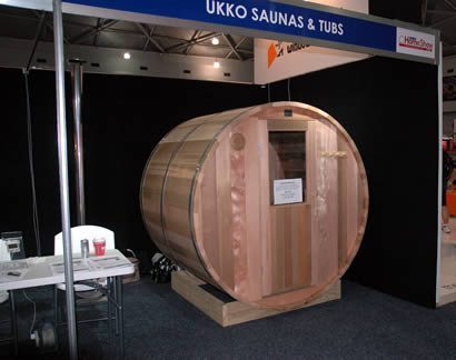 Ukko Barrel Sauna