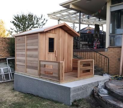 Ukko Sauna Cabin