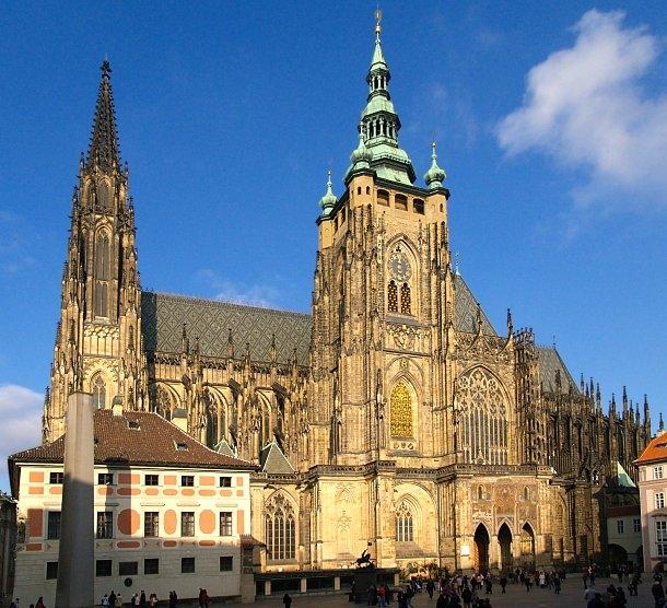 布拉格 - 城堡區及小城區 | 伯伯趣聞 – U Blog 博客
