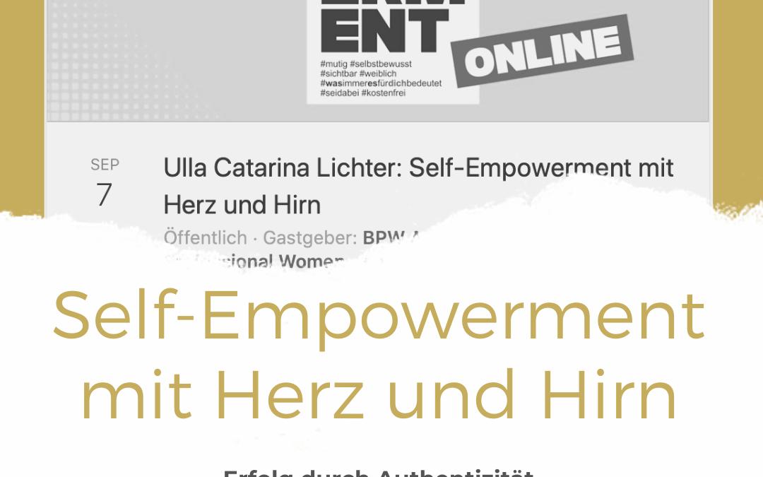 Self-Empowerment mit Hirn und Herz