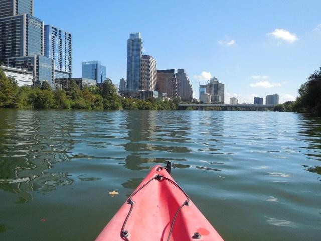 Austin TX - march travel destination