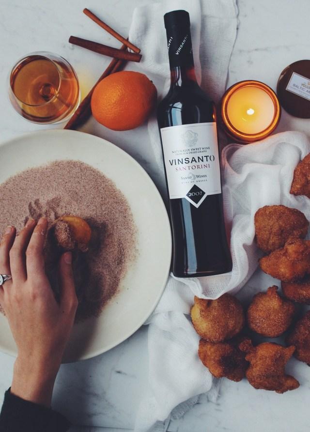 Vinsanto wine