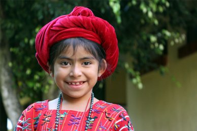 Sponsored child from Guatemala
