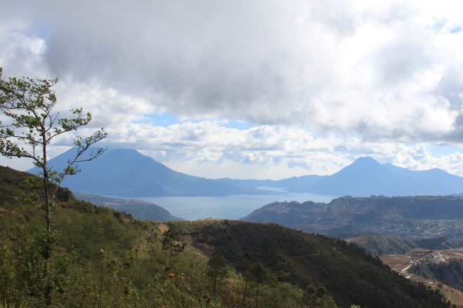 Image: Lake Atitlan in Guatemala
