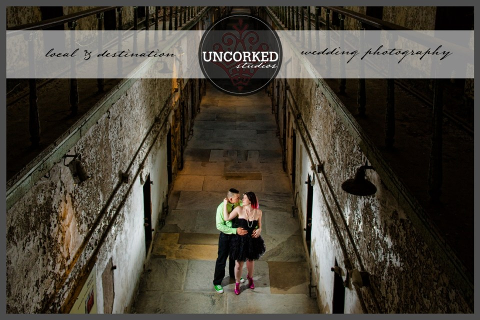 UncorkedStudios _ Eastern State Penitentiary Engagement