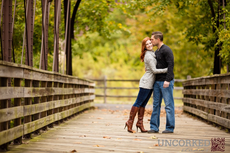 engagement love in Phoenixville