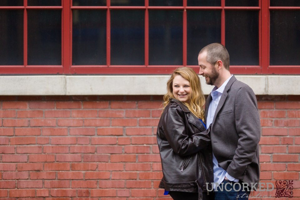 Steel Stacks Engagement