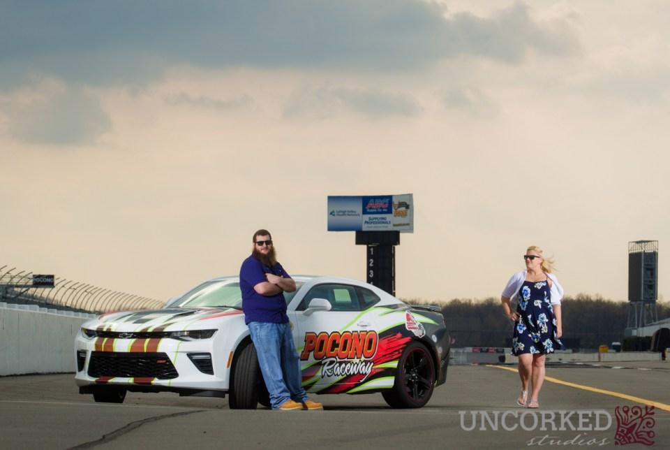 Pocono Raceway Engagement Session