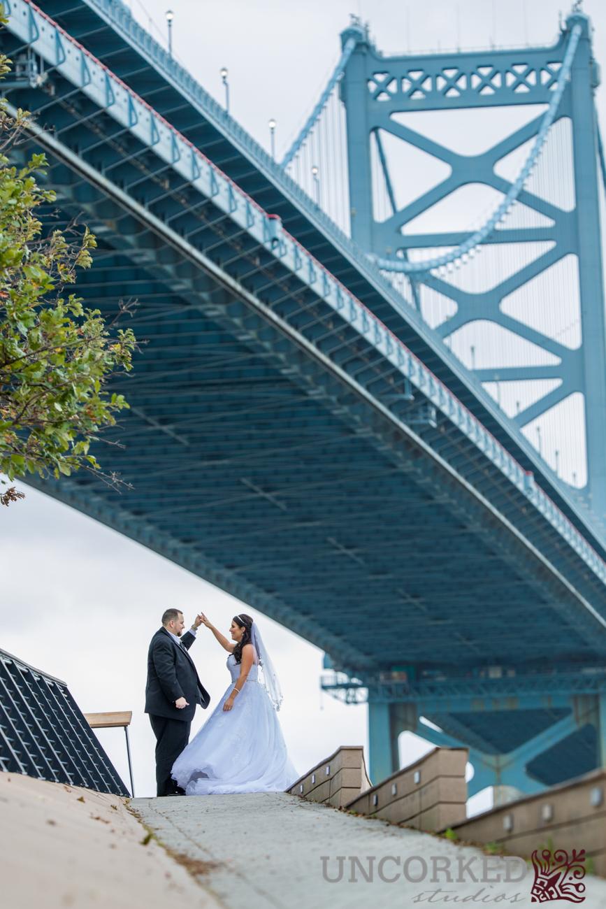 Race Street Pier romance